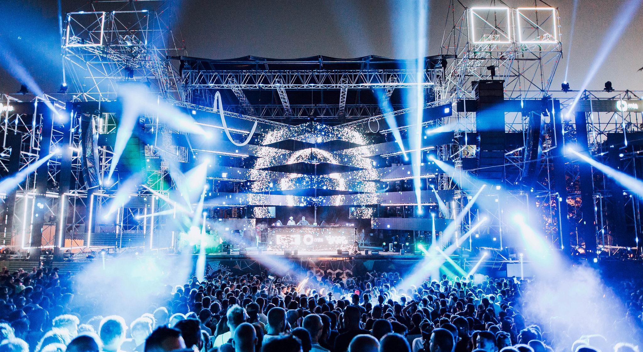 Музыкальный фестиваль EXIT 2019