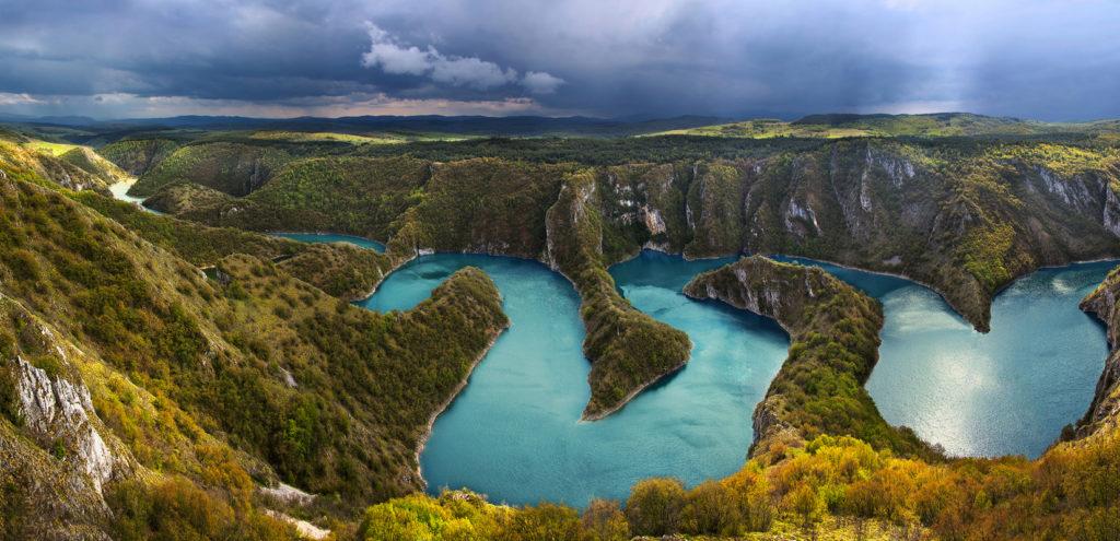 Ущелье реки Увац