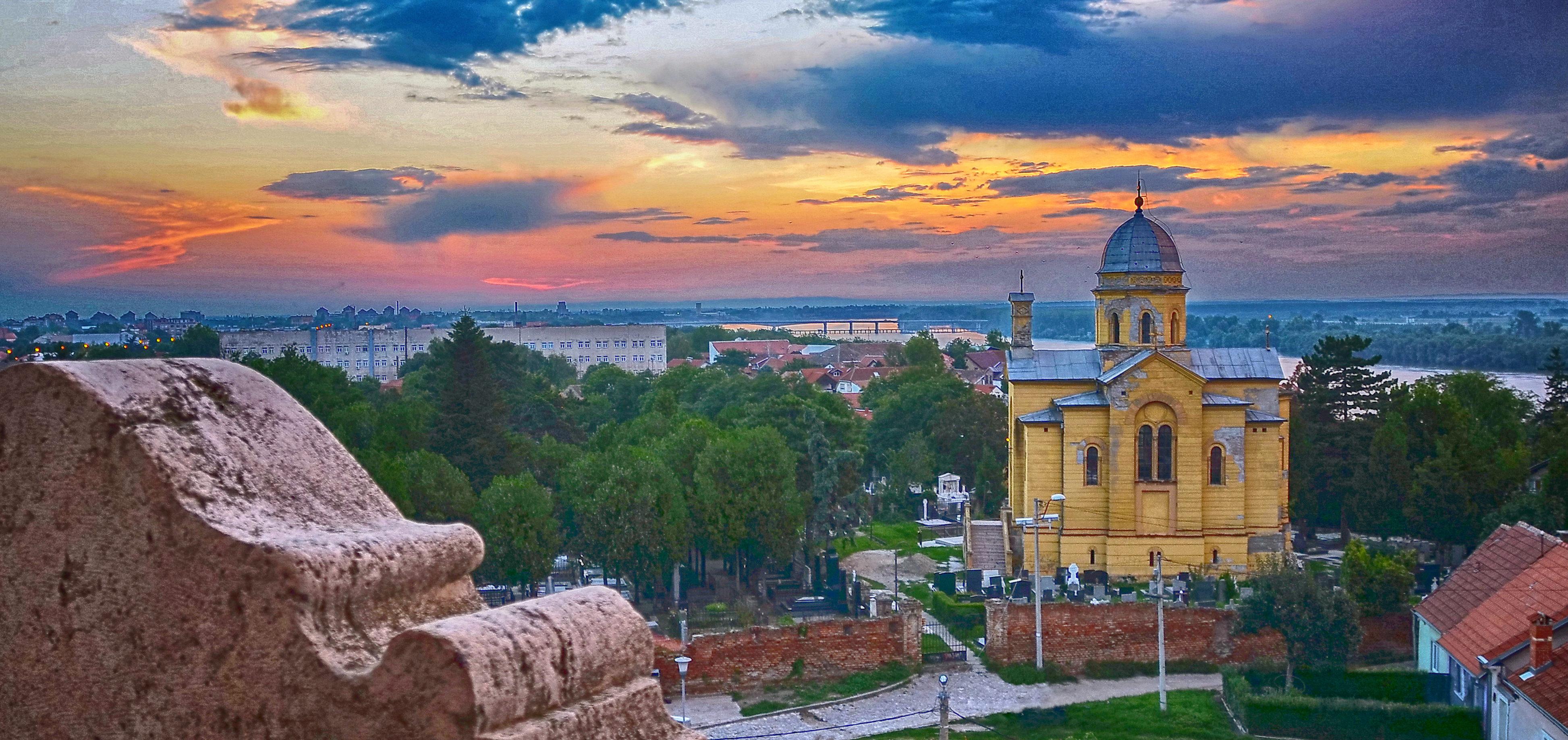 Земун – австрийский район Белграда