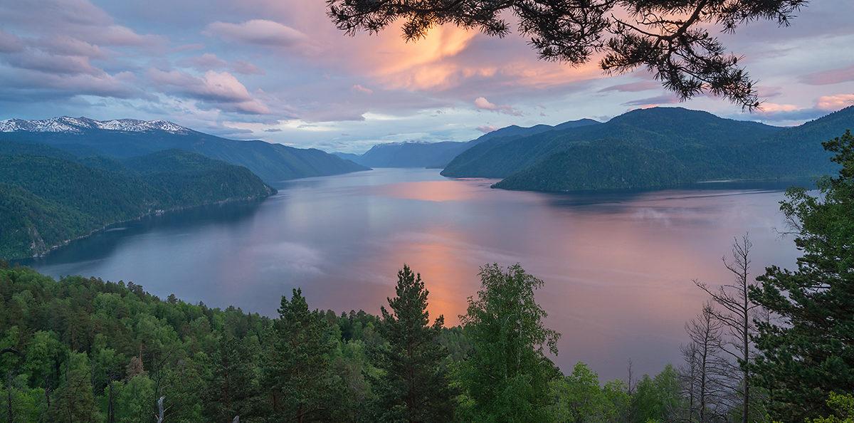 Лудашское озеро — особенный заповедник