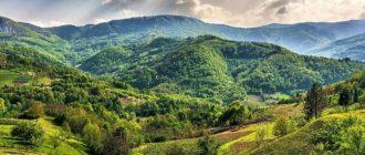 Гора Голия