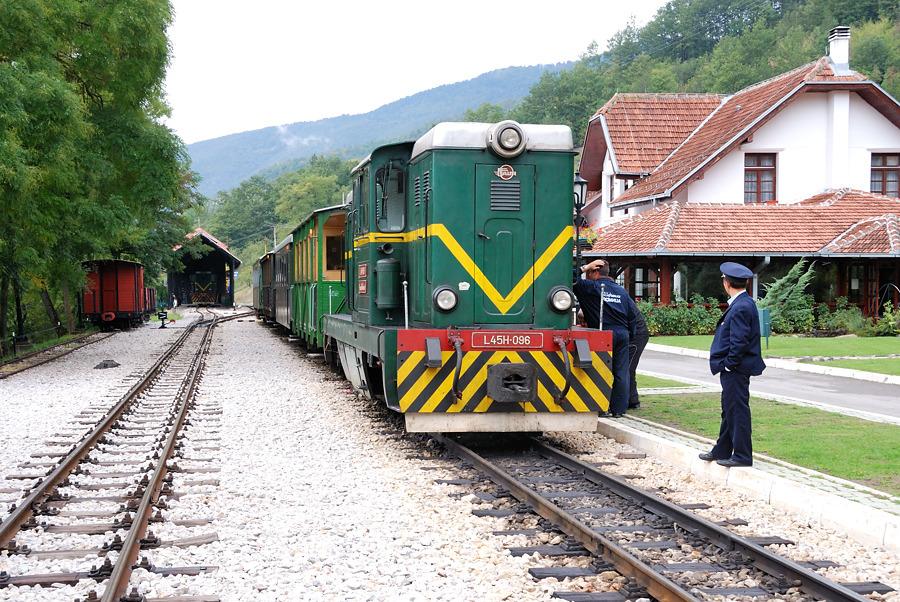 Железная дорога Шарганска осмица