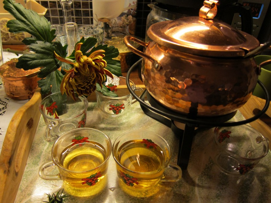 Шумадийский чай