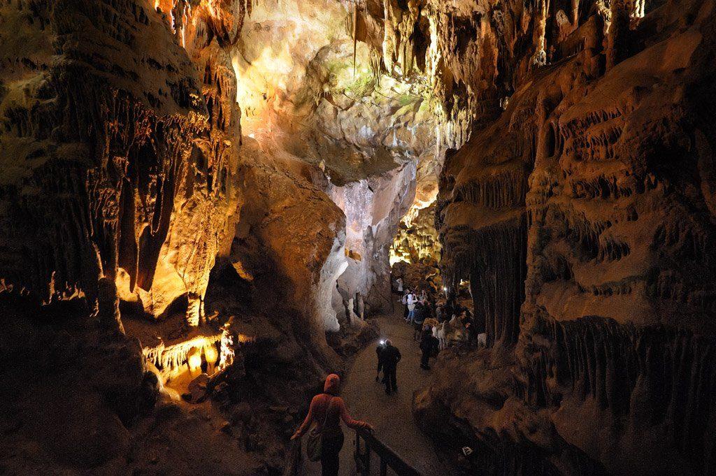 Ресавская пещера