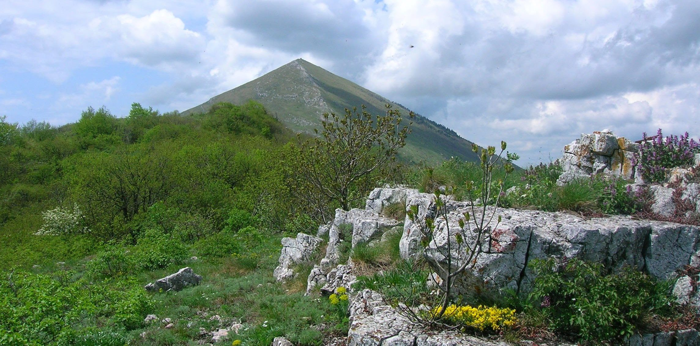 Гора Ртань — мистическое место силы