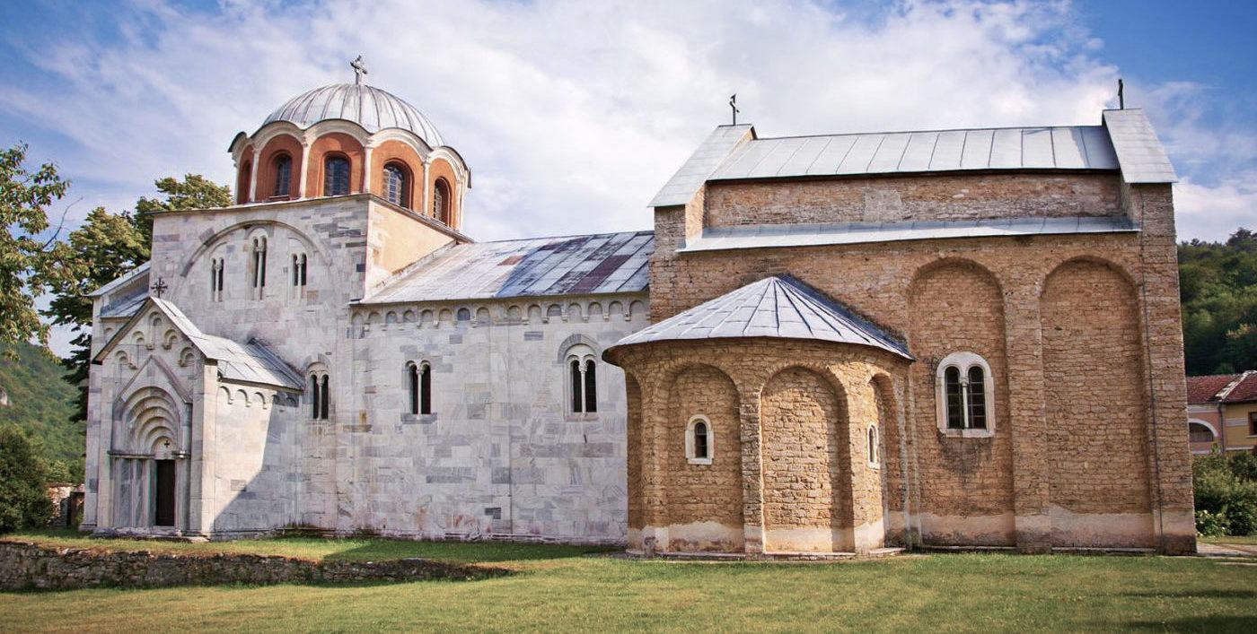 Монастырь Студеница – Матерь всех церквей Сербии