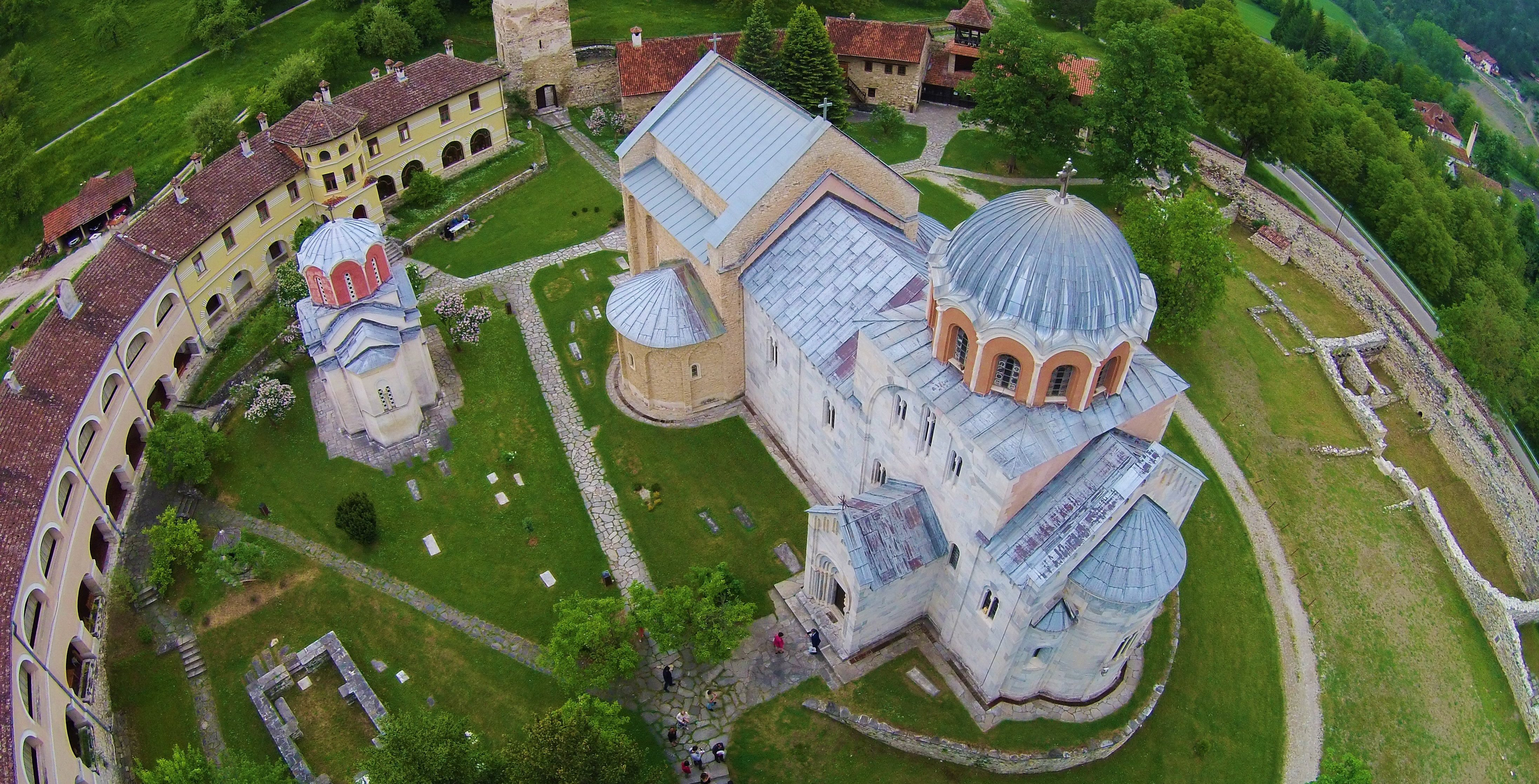 Кралево — сербский город королей